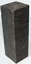 Gabon Ebony Lumber 1.5x1.5x6 Reel Seats Ebony Wood For Knife Scales Penturning