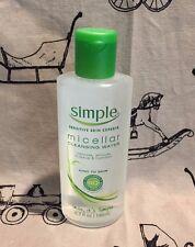Simple Micellar Cleansing Water for Sensitive Skin 6.7 oz