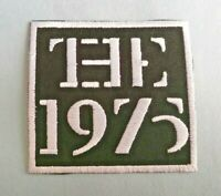 The 1975 Sew or Iron On Patch