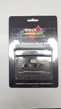 Black Diamond AUDIO Cassette Head Cleaner with cleaning fluid