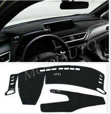 Fit For 2019-2020 Lexus UX 200 250h black Inner Dash Mat DashMat Sun Cover Pad