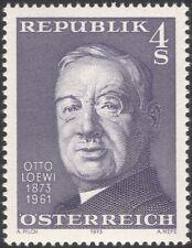 Austria 1973 Otto Loewi/Farmacología/Medicina/Médico/ciencia/personas 1 V at1110a