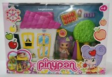 Famosa Pinypon Little House (Series 2) Apple Orchard with Accessories Playset