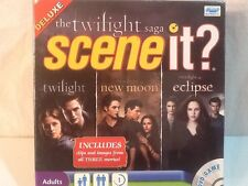 Twilight Saga - Scene It? Deluxe Edition (New) Fast Shipping