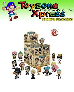 One Piece Mystery Minis Display (Case of 12)