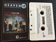 How Men Are ~ HEAVEN 17 Cassette Tape