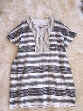 Nwt JCREW MADEWELL Sahara Shift Dress Cover Up F3621 $138 XS/S M CURRENT SOLDOUT