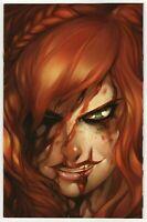 Red Sonja Age Of Chaos #6 Hetrick Virgin Premium Variant 2020 VF/NM