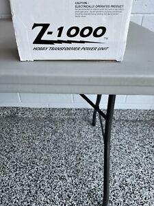 MTH Z 1000 Transformer