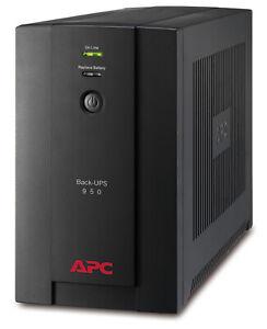 APC BX950UI Back-UPS 950VA 6 Surge protected IEC-C13 Outlets BX950UI