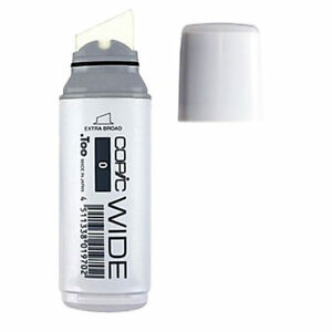 COPIC Empty Marker Wide