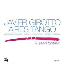 Javier-Aires Tango Girotto - 20 Years Together [New CD] Italy - Import