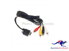 S-AV Cable for Sony Playstation 1, 2 ,3 with Shooting Gun Support
