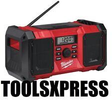 Milwaukee M18JSR-0 18V Li-ion Cordless Jobsite Radio - TOOL ONLY - SPECIAL