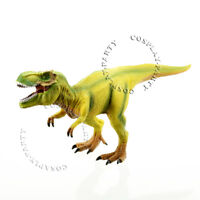 "10.5"" Jurassic Realistic Tyrannosaurus Rex T-Rex Dinosaur Figure Kid Toy Gift"