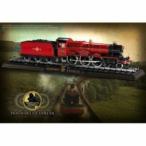 Harry Potter Hogwarts Express Die Cast Train Model and Base - Boxed Noble
