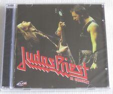 JUDAS PRIEST IN CONCERT LIVE CD MADE IN BRAZIL British Screaming Killing Sad ##
