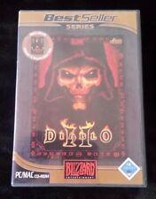Diablo II incluyendo Diablo II expansión set (PC/Mac, 2001, DVD-box)
