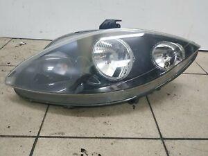 SEAT LEON 1P1 Front Left Headlight 5P2941005C 2007