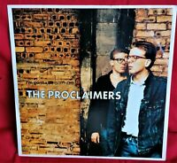 THE PROCLAIMERS I'm gonna be 12 Giant 45rpm 1988 AUSTRALIA MINT- Limited Edition