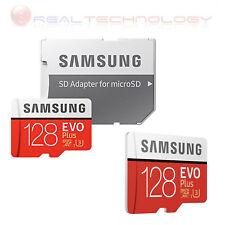 MICRO SD SAMSUNG EVO PLUS 128GB UHS-I CLASSE U3 MB-MC128GA/EU