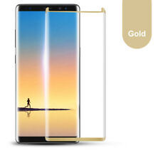 Samsung Galaxy S9 S8 Note9 8 NUGLAS 3D FullCover Tempered Glass Screen Protector