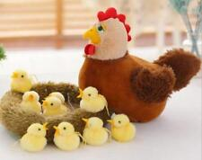 Cute Chicken Sound Hen Doll Soft Stuffed Toy Child Early Childhood Education Toy