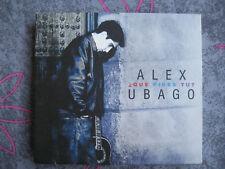 CD Alex Ubago ¿Que pides tu ? 2002 1 CD y 1 DVD