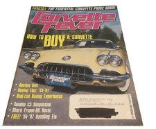 Corvette Fever  Magazine - August 2001