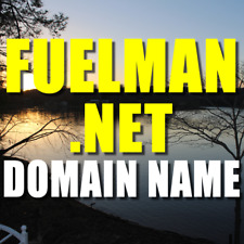 FUELMAN.NET DOMAIN NAME Valuable Business and Fleet-Services Domain Name!