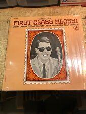 Eric Kloss-First Class Kloss-Prestige 7520- Reissue - SEALED