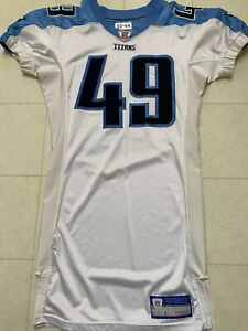 Spencer Toone Tennessee Titans Jersey