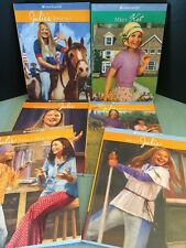 Lot Of 6 American Girl Doll Books Julie And Kit. Good Shape, Free Shipping. (B)