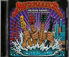 "METALLICA : ""Helping Hands"" LIVE & ACOUSTIC AT THE Masonic (RARE CD)"