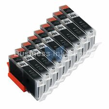 9 BLACK Canon CLI-251XL BK Compatible Ink Cartridge CLI-251 CLI-251XL BK CLI251