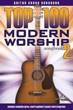 Top 100 Modern Worship Guitar Songbook - Volume 2