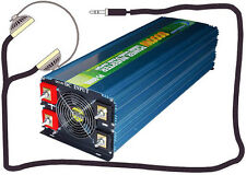 US Stock~16000W/8000W Modified Power Inverter 12VDC/110VAC Converter Power Tools
