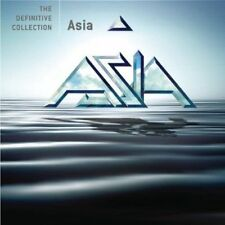 Asia - The Definitive Collection NEW CD
