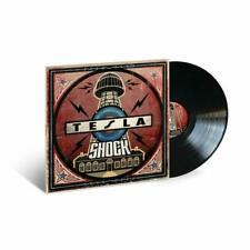 Tesla - Shock LP 2019 Studio Release 180gram Vinyl