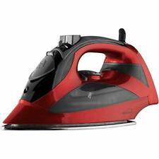 BRAND NEW Brentwood MPI-90R Steam Iron with Auto Shut-Off, Red