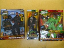 RARE - ULTRA CORPS ACTION FIGURES ACTION RECON HAZMAT MILITARY FREEDOM FIGHTER