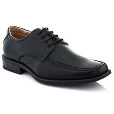 Adolfo Men's Lace Up Dress Shoes Johnston-5 Black Size 9 US
