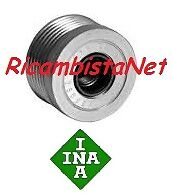 Puleggia alternatore Lancia Ypsilon 03 1.3 JTD MJet INA