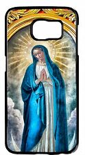Virgin Mary Maria Christian Catholic Back Case Cover For Samsung Galaxy Note 5