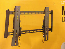 "OmniMount LPHDM-F wall mount for 26-42"" flat panel TV. Black"