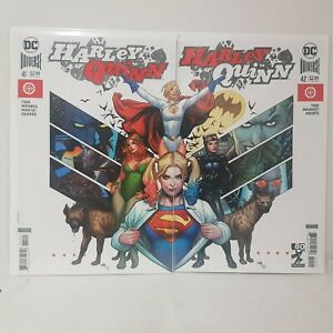 HARLEY QUINN #41 #42 1st Appearance Old Lady Harley, Frank Cho - DC Lot - NM