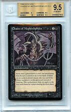 MTG Legends Chains of Mephistopheles BGS 9.5 Gem Mint Magic Card  Amrivons 7900