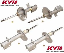 Mazda 626 Ford Probe Kit Front and Rear FWD Strut Assemblys KYB