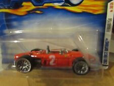 Hot Wheels Ferrari 156 #050 Red