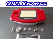 + Coque remplacement neuve façon pokeball pour Nintendo Game Boy advance GBA +